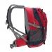 Рюкзак 25 литров с отсеком для ноутбука. красный LOCAL LION