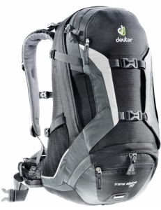 Рюкзак Deuter Trans Alpine 30L, black-granite