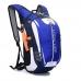 Вело рюкзак LOCAL LION 18 литров с отсеком для гидратора. синий