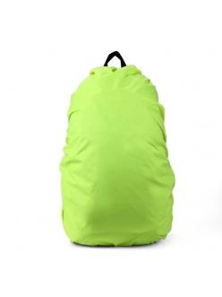 Водонепроницаемый чехол на рюкзак 35 литров. зеленый