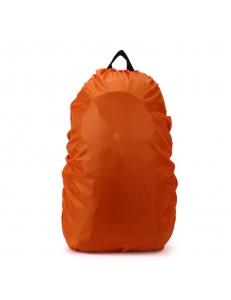 Водо непроницаемый чехол на рюкзак 35 литров. оранжевый