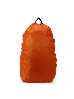Водонепроницаемый чехол на рюкзак 35 литров. оранжевый