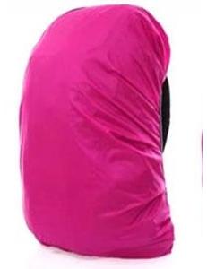 Водо непроницаемый чехол на рюкзак 35 литров. розовый