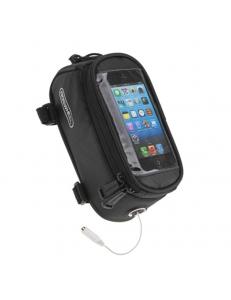 """На рамная сумка для телефона с экраном ≤ 5.5"""" черная Roswheel"""