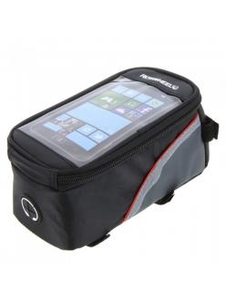 """На рамная сумка для телефона с экраном ≤ 4.2"""" Roswheel"""