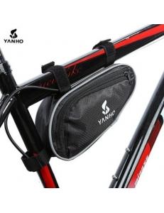 Подрамная треугольная сумка YA009