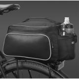 Сумка на багажник 10л Roswheel / SAHO карбон carbon