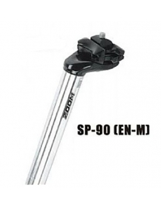 """Штырь подседельный SP-90, глагол """"Zoom"""" 27.2x350 мм, алюминий, офсет 22мм"""