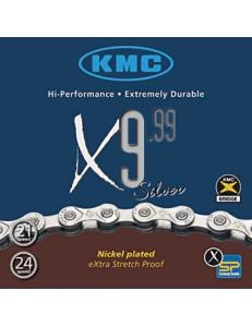Цепь велосипедная KMC X9.99 9-скоростей