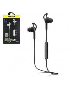 Беспроводные Bluetooth наушники Awei A610BL (черные)