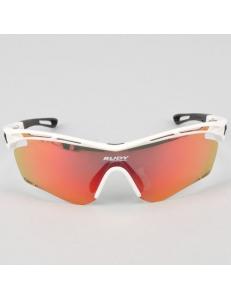 Очки RUDY TRALYX, цвет белый, поляризация, сменные линзы
