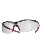 Очки CRIVIT PRO Multi-sport, хамелионы, черн/красный, 2 линзы