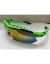 Спортивные очки OAKLEY 089 POLARIZED(копия) с UV400 и поляризацией, (5 СМЕННЫХ ЛИНЗ), RBWORLD, QSAO, 089