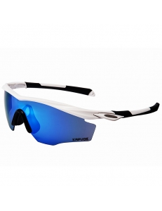 Очки Oakley-kapovoe  4 линзы, поляризация, белая оправа