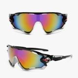 Очки Oakley JawBreaker, цвет черный/серебро