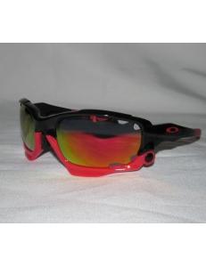 Очки Oakley Jawbone 3 линзы черный / красный