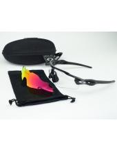 Очки Oakley Radar EV, черные, фотохромная линза, хамелионы
