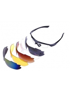 Очки Oakley OL 5 сменных линз, диоптрическая вставка