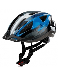 Велошлем детский Crivit LED SP-61 kids синий (800)