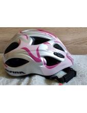 Велошлем детский Alpina Comet 2 kids розовый