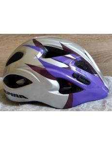 Велошлем детский Alpina Comet 2 kids фиолет