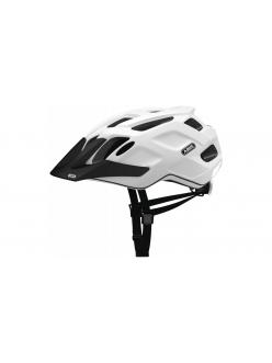 Велосипедный шлем Abus MOUNTK Polar White