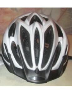 Велосипедный шлем Crivit Profi белый