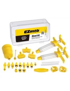 Набор EZmtb Bleeding Kit Lite 2021 для прокачки гидравлических тормозов, Shimano/Tektro/Magura/Bengal/ECHO/road