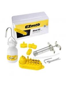 Набор EZmtb Bleeding Kit Standard для прокачки гидравлических тормозов, Shimano/Tektro/Magura/Bengal/ECHO