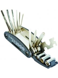 Набор инструмента, мультитул вело 16-в-1 Roswheel 22047-1