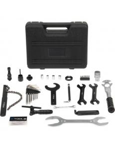 Набор инструментов для обслуживания велосипеда Xtools Pro, 37 предметов