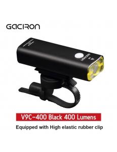Велосипедная фара Gaciron V9c 400 Lm