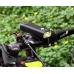 Велосипедная фара Gaciron V9c 400 Lm  + выносная кнопка