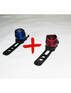 Комплект быстро съемных мигалок Алмаз клон мигалки Dosun R80