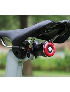 ANTUSI Q5 Умный велосипед Велоспорт Тормоз Задний фонарь USB аккумуляторная задний фонарь мотоцикл