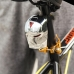 Мигалка на велосипед с лазерной дорожкой, IronMan