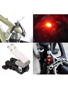 Автоматический стоп-сигнал Nano Brake Light, вело габарит задний
