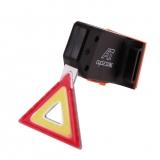 """Фонарь велосипедный X2 """"STOP"""" (красный+желтый) аккум. Li-ion, micro USB"""