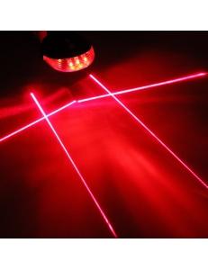 Лазерная мигалка 4 лазера