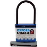 OXFORD - Стальной D-образный замок Sold Secure. Велосипедный U-замок