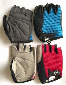Велосипедные перчатки Fox, без пальцев