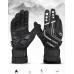 Перчатки зимние INBIKE, Thermo, сенсор, windstop