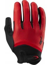 Велоперчатки Specialized Body Geometry Gel, гель, длинные пальцы