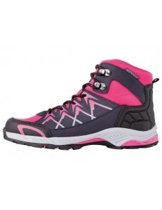 Детские термо-ботинки Мембранные треккинговые Crivit, розовые
