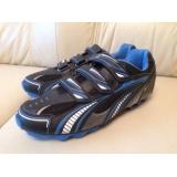Велотуфли Crivit sport MTB 63604B SPD, чер/синий