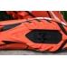 Велотуфли Crivit sport MTB 63604B SPD, оранжевые