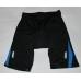 Велотрусы Crivit sport черные с синим, модель 104318