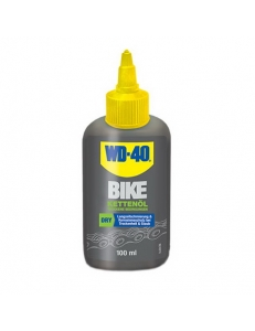 Масло WD-40 BIKE Dry Lube (100 ml), тефлон, для сухой погоды