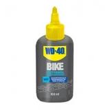 Масло WD-40 BIKE Wet Lube (100 ml), для влажных погодных условий