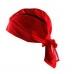Бандана, подшлемник Castelli красная